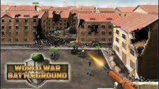 Флеш игры шутер - Мировая война На поле боя. Лучшие бесплатные онлайн игры