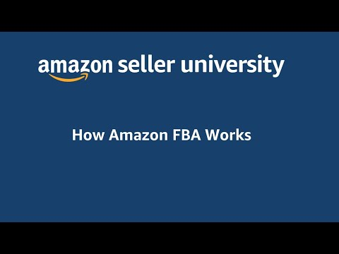 Amazon FBA Step-by-Step Tutorial - Step 1 of 6 - How Amazon FBA Works