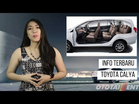 Toyota Calya - Info Terbaru, Spesifikasi dan Harga