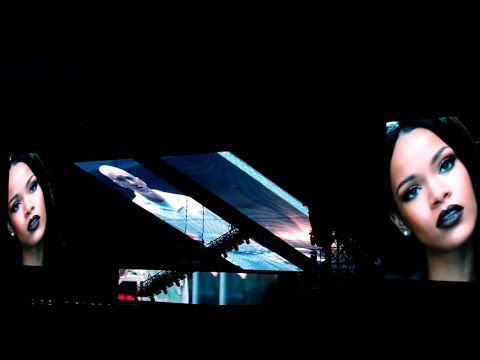 Eminem & Rihanna Live - The Monster Tour - Rose Bowl -  Pasadena
