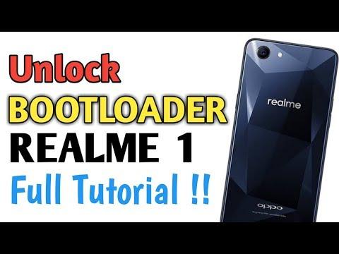 Unlock BOOTLOADER in REALME 1 - Full Tutorial | TECHY ARORA