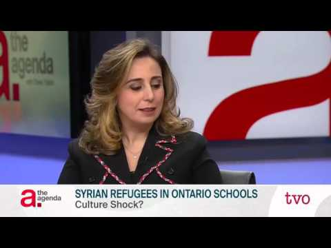 Syrian Refugees in Ontario Schools