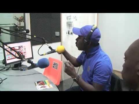 Dj Boubs sur radio galere marseille 2015