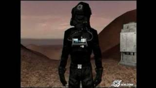 Star Wars Galaxies: Jump to Lightspeed PC Games Gameplay -