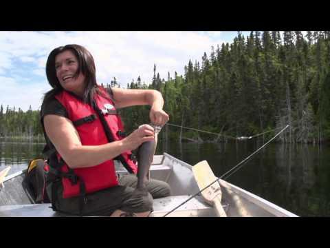 Quebec Outfitters Camp - Club lac des Sables et Paradis Outfitters
