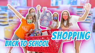 Huge Target Back to School Shopping For New School Supplies! plus Haul!! Its R Life