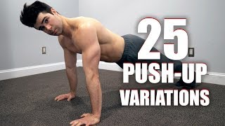 Video Get Swole Anywhere - 25 Different Ways to Push-Up download MP3, 3GP, MP4, WEBM, AVI, FLV Agustus 2018