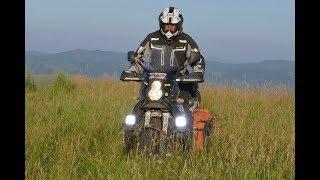 Magadan Motorcycle Adventure Episode 6