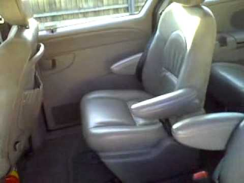 chrysler grand voyager 2001 3 3 petrol youtube. Black Bedroom Furniture Sets. Home Design Ideas
