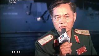 Tướng Hoàng Kiền - Giao lưu 60 năm hành trình giữ biển