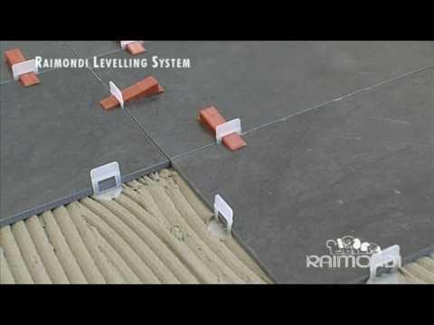 RLS Raimondi Leveling Spacers - Distanziatori Livellanti