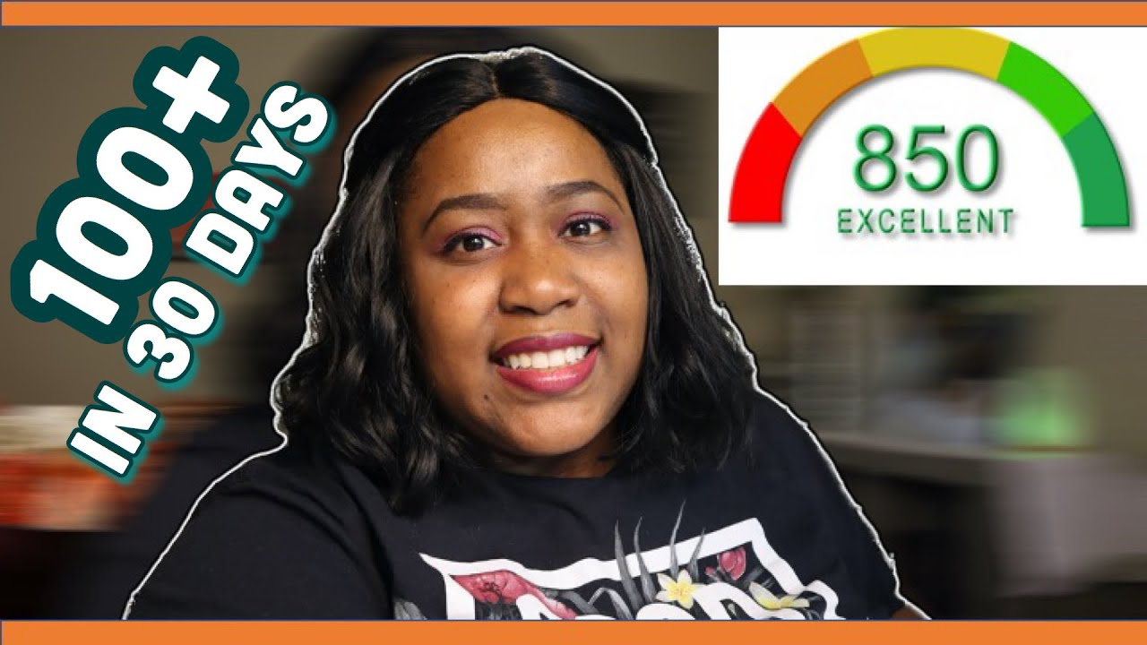Credit Repair Tips to Increase Your Score Fast | Increase Your Credit Score in 30 Days or Less