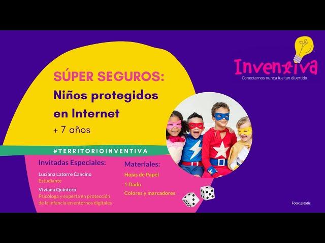 INVENTIVA | Aprende cómo protegerte en entornos digitales #cyberseguridad
