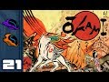 Let's Play Okami [HD Remaster] - PC Gameplay Part 21 - Clearly Possessed