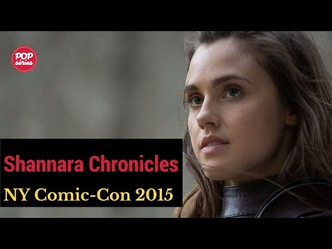 The Shannara Chronicles 1ª temporada: Poppy Drayton