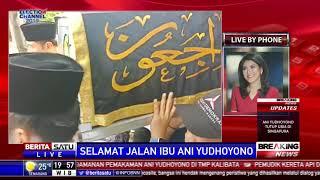 Kaesang Pangarep Melayat Ani Yudhoyono di KBRI Singapura