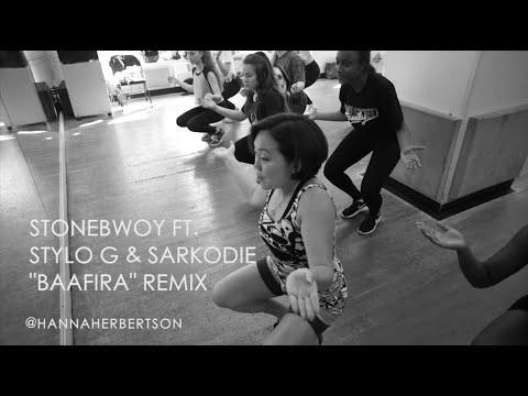 Stonebwoy ft. Stylo G & Sarkodie