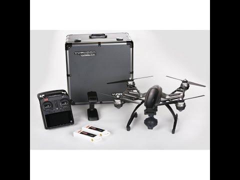 Présentation Du Drone Yuneec Q500 4k Pro 2016 [FR]