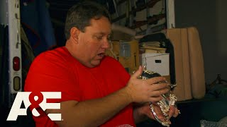 Storage Wars: Top 5 Most Expensive Locker Finds From Season 6 | A&E