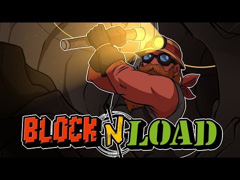 NEW DWARF HERO: TRONDSON! | Block n Load (Dig ALL the Tunnels))