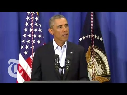 Obama on James Foley's Beheading Execution | The New York Times