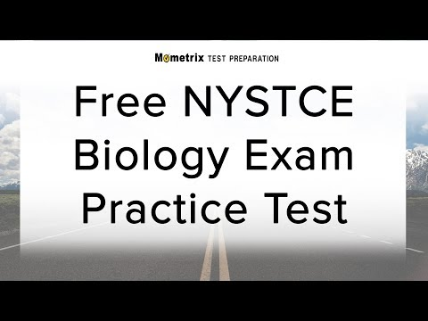 Free NYSTCE Biology Exam Practice Test (006)