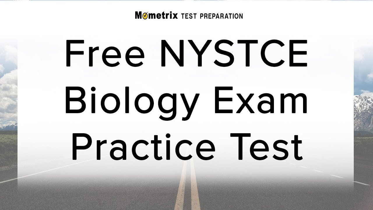 Free nystce biology exam practice test 006 youtube free nystce biology exam practice test 006 1betcityfo Image collections