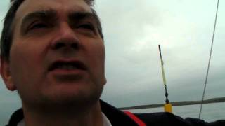 Sailing Solo Across Irish Sea Bangor to Moelfre