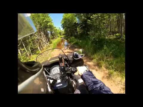 Beaverbank to Renfrew Road - ATV Ride Part 1 - June 6th, 2013
