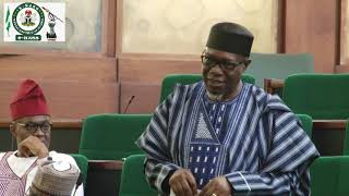 Hon Julius Ihonvbere,10 Oct 2019   Debate on 2020 Budget Estimate