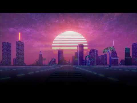 80's Sunsets 007 A Synthwave/Retrowave Selection