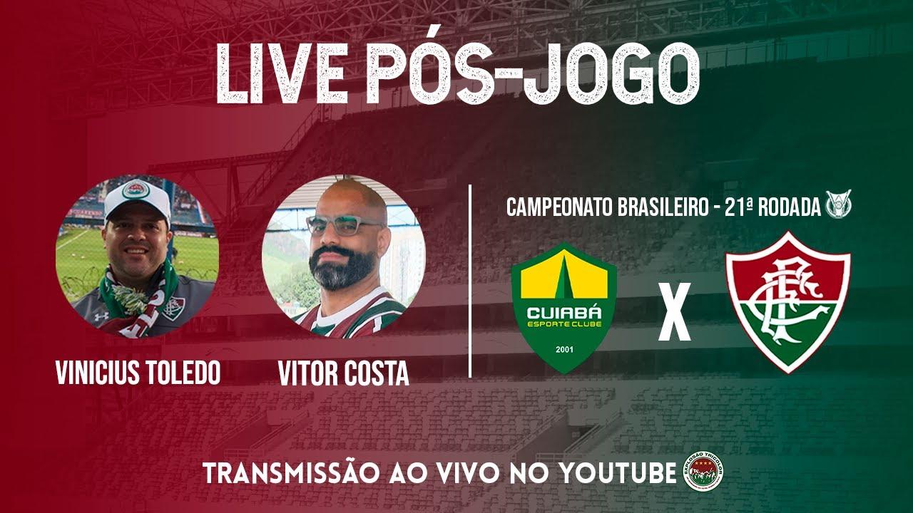 #BR21   Pós-jogo: Cuiabá 2x2 Fluminense   Análise, Notas das Atuações e Notícias
