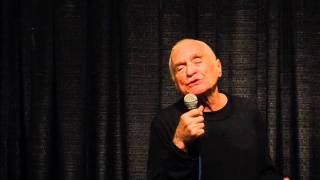 """John Giorno performs """"Thanx for Nothing"""""""
