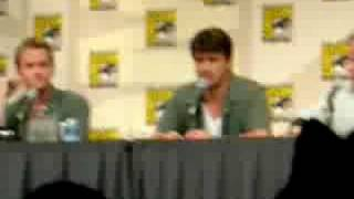 Comic-Con 2008: Dr. Horrible (NPH Invented the Blog)