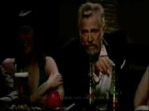 dos equis the most interesting man in the world youtube
