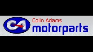 Colin Adams Motor Parts | Serving The Newtownards, Ards Peninsula and North Down Areas |