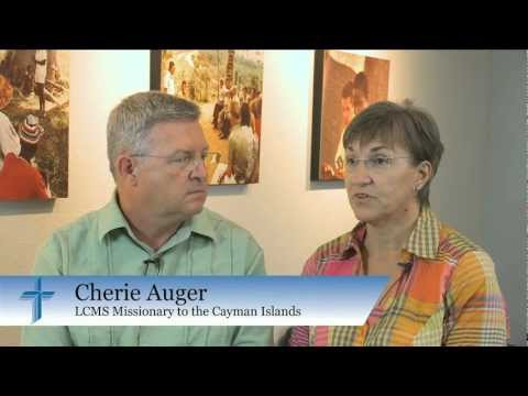 Making an impact in the Cayman Islands: missionaries Rev. Ed and Cherie Auger