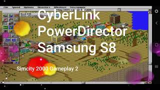 Simcity 2000 Gameplay 2