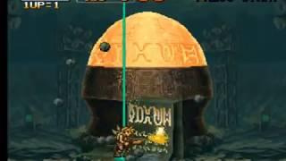Metal Slug 3 All Missions Gameplay