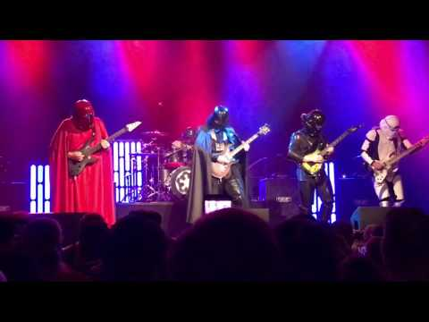 Galactic Empire- Main Theme/ Imperial March  live @ The Troc Philadelphia, PA