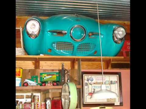 Reiff's Gas Station Museum