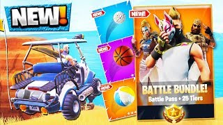 SEASON 5 IS AMAZING! Best of Karts, Funny Toys, and CRAZY PORTAL WINS! | Fortnite Funny Moments 212