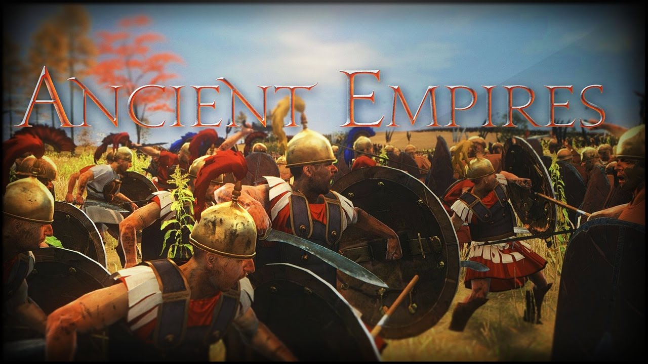 Steam Community :: Video :: ANCIENT EMPIRES RELEASE TRAILER!