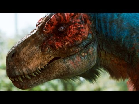 Dinosaur Island: Official Trailer (2014) HD