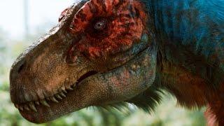 האי דינוזאור Dinosaur Island (2014)