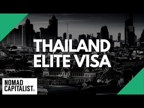 How the Thailand Elite Visa Works