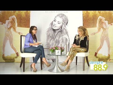 Thalia en entrevista con Sofía Sánchez Navarro (Primera Parte)