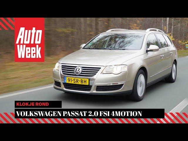 Volkswagen Passat Variant 2.0 FSI Highline 4Motion - 2006 – 324.887 km - Klokje Rond