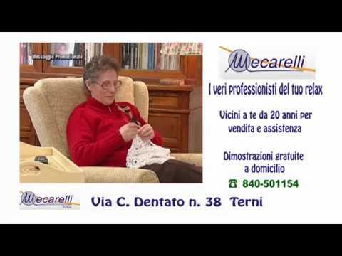Materassi Terni.Mecarelli Materassi E Poltrone Relax Terni Youtube