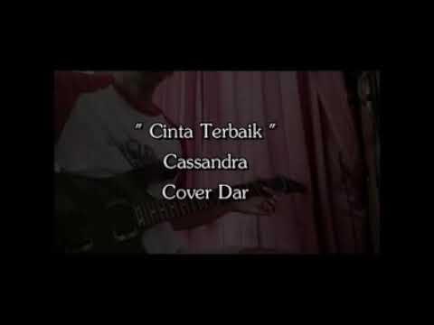 cinta terbaik instrumental cover Dar